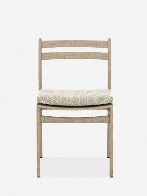 Oleena Outdoor Dining Chair, Faye Sand