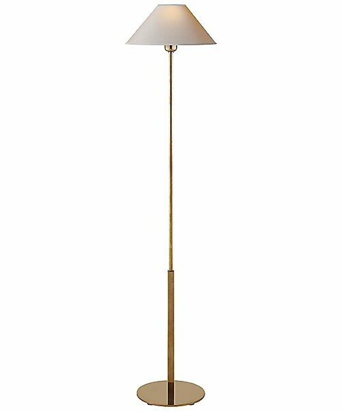 Visual Comfort Hackney Floor Lamp - Color: Brass - SP 1022HAB-NP