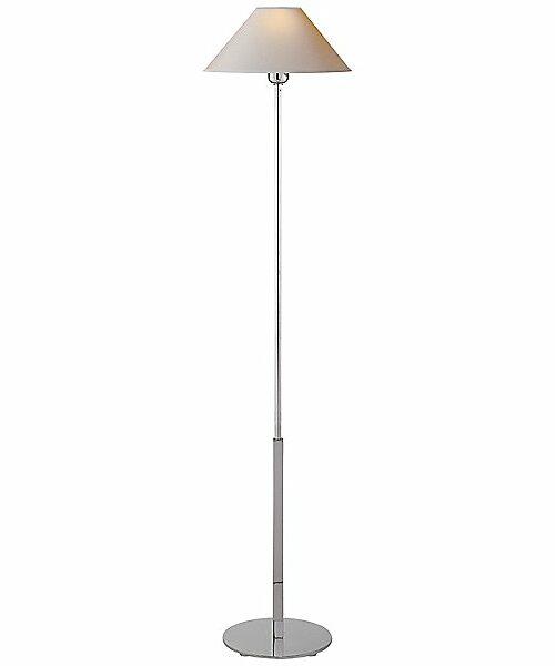 Visual Comfort Hackney Floor Lamp - Color: Silver - SP 1022PN-NP